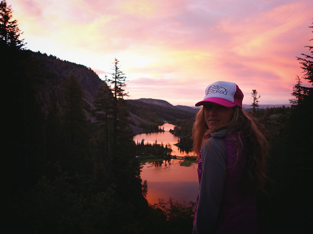 The Mountains Are Calling: Mammoth Lakes