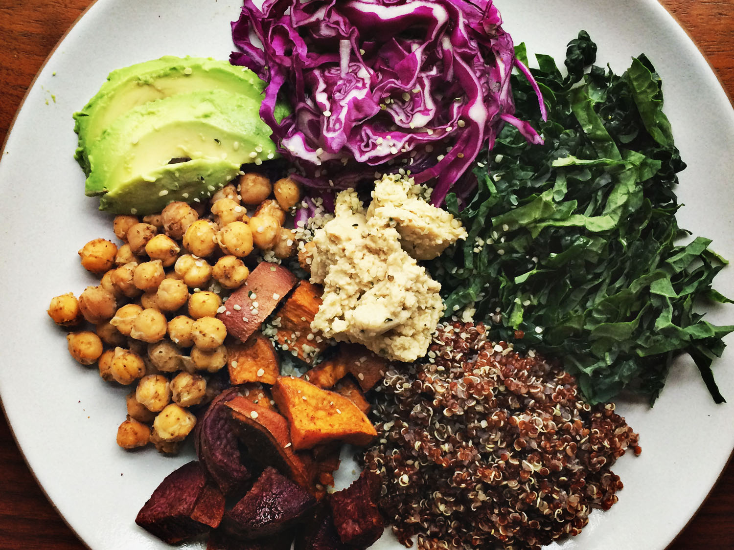 Feed Me: Big Vegan Bowl