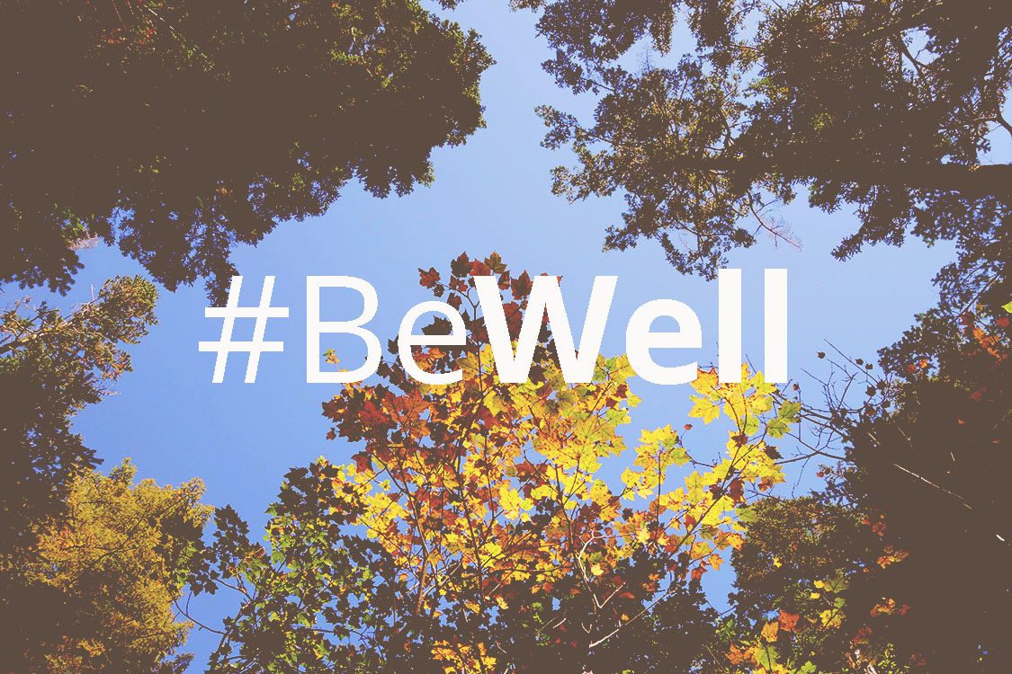 #BeWell: The Simple Things